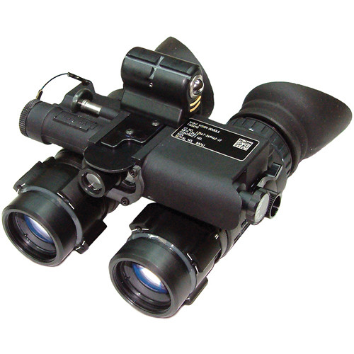 ITT Generation 3 PINNACLE Dual Tube Night-Vision Binocular
