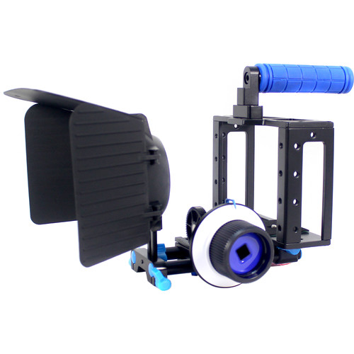 Ivation DSLR Video Cage Set