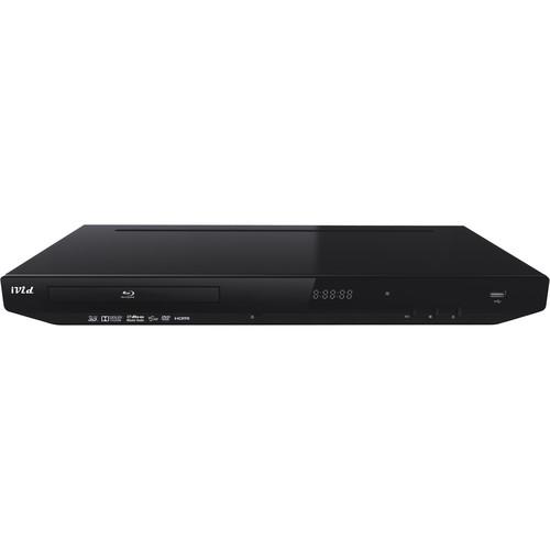 iVid BD-780 Multi-Region 3D Blu-ray Player