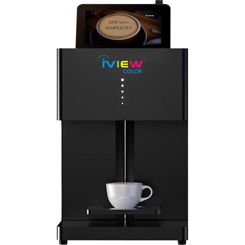 iView Picasso Color 3D Latte Printer