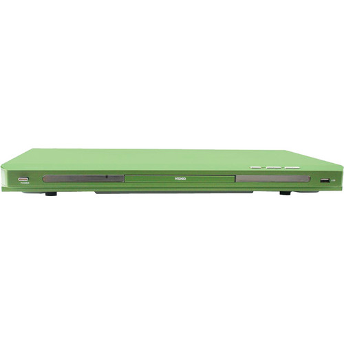 iView IVIEW-2600HD DVD Player (Green)