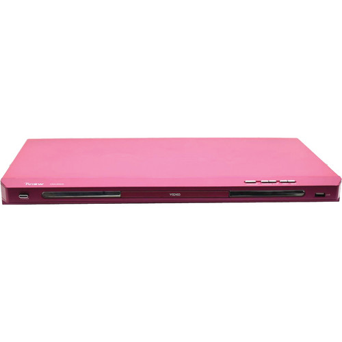iView IVIEW-2600HD DVD Player (Pink)