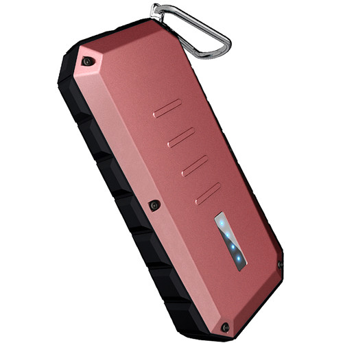 iWALK Spartan Extreme Dual USB 13,000mAh Battery Pack (Rusty Red)