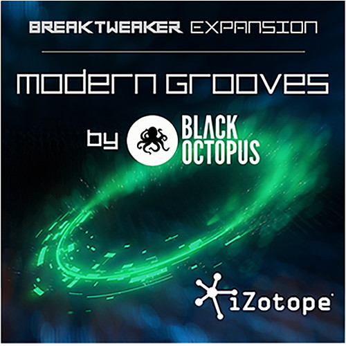 iZotope Modern Grooves by Black Octopus