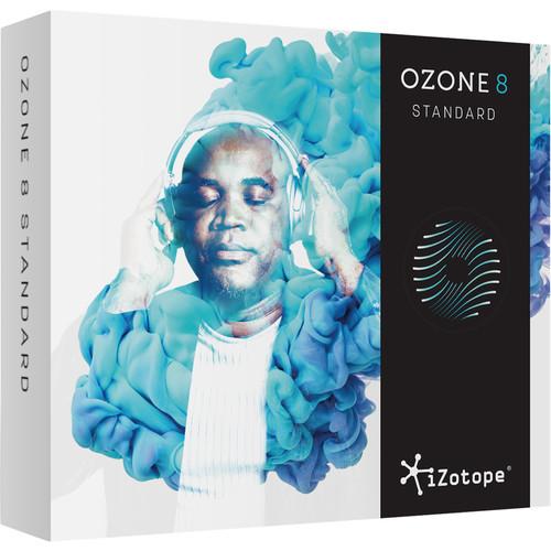 iZotope Ozone 8 Standard Mastering Software (Full Version, Download)