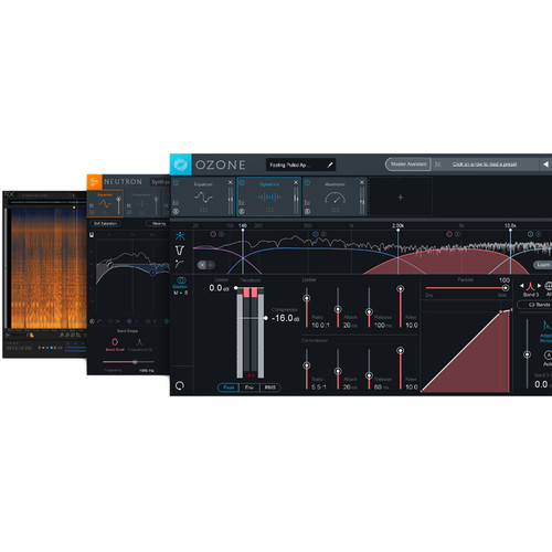 iZotope Award Winner's Bundle for New Customers - Software Suite (Standard,&#32Download)