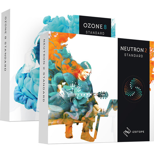 iZotope Mix & Master Bundle - Software for Pro Audio Applications (Crossgrade, Advanced, Download)
