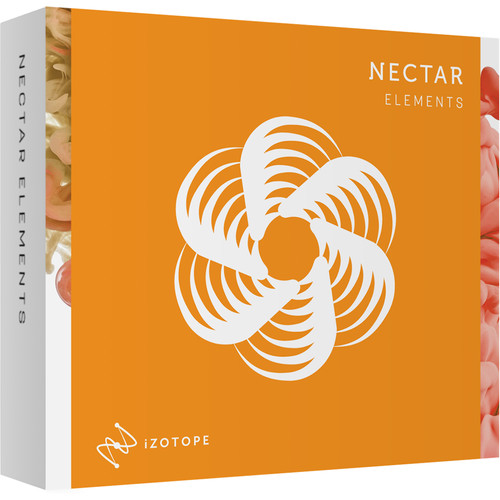 iZotope Nectar Elements Automated Vocal Production Plug-In for Pro Audio (Crossgrade from Standard Products, Download)