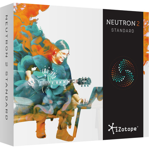 iZotope Neutron 2 Mixing Software with Track Assistant (Upgrade from Any iZotope Elements, Download)