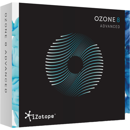 iZotope Ozone 8 Advanced - Mastering Software (Crossgrade from Any iZotope Product, Download)