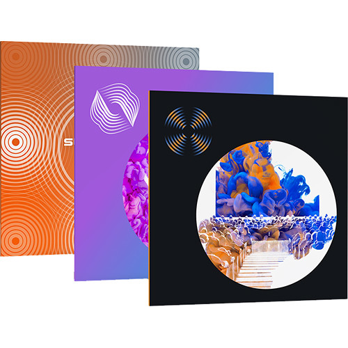 iZotope RX 7 Advanced Reverb Bundle - Software for Post Production Sound (Upgrade from RX 1-6 Advanced, Download)