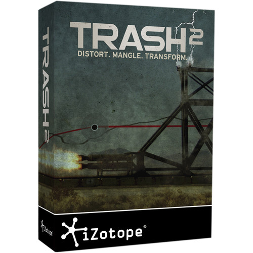 iZotope Trash 2 Upgrade - Distortion Software (Download)