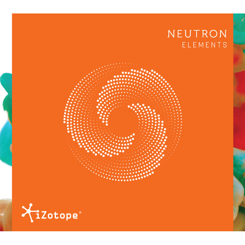 iZotope Neutron Elements 3 Channel Strip Software (Academic Edition, Download)