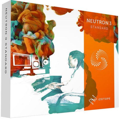 iZotope Neutron 3 Standard - Channel Strip Software with Track Assistant for Pro Audio Applications (Academic Edition, Download)
