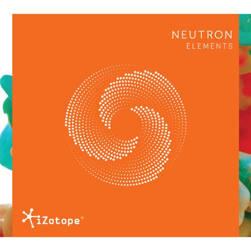 iZotope Neutron Elements - Channel Strip Software (Academic, Download)