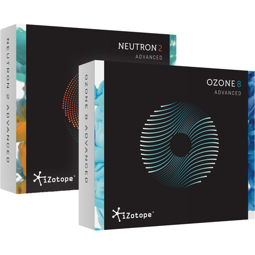 iZotope O8N2 Bundle - Mix and Master Software Bundle for Audio Production (Academic Edition, Download)