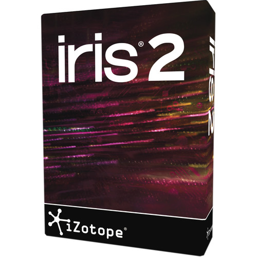 iZotope Iris 2 - Sample-Based Virtual Synthesizer (Educational Download)