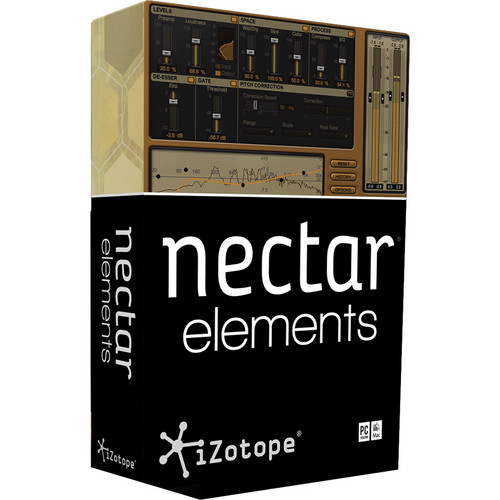 iZotope Nectar Elements - Vocal Processing Suite (Download)