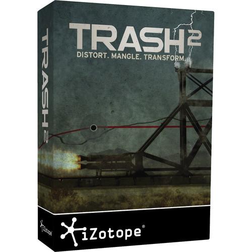 iZotope Trash 2 - Distortion Software (Download)