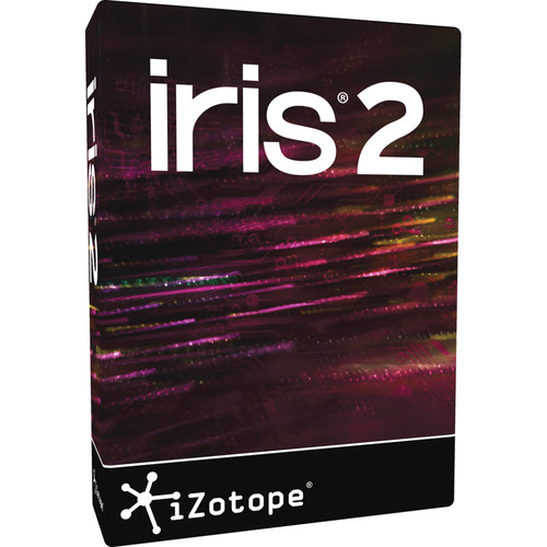 iZotope Iris 2 Upgrade - Sample-Based Virtual Synthesizer (Download)