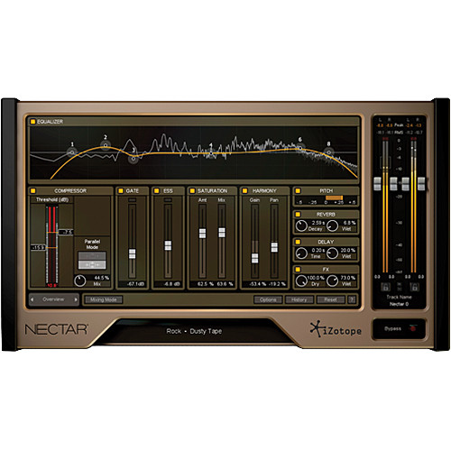 iZotope Nectar 2 Production Suite Upgrade - Vocal Enhancement Software (Download)