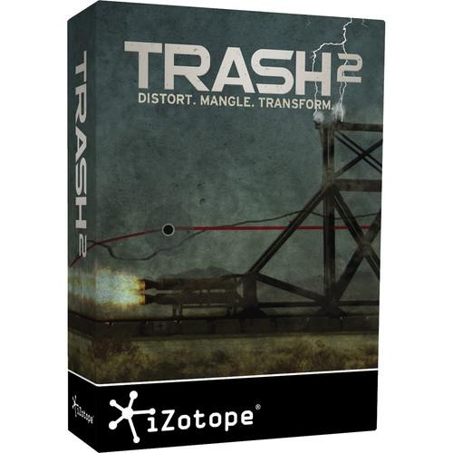 iZotope Trash 2 Upgrade - Distortion Software (Download)