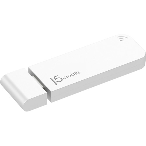 j5create Wireless AC1200 Dual-Band USB 3.1 Gen 1 Adapter