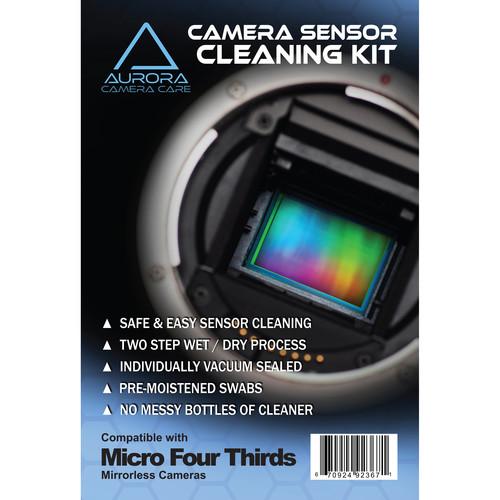 J.Cristina Photography Tools Aurora Camera Care Sensor Cleaning Kit (Micro Four Thirds)