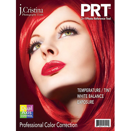 J.Cristina Photography Tools PRT-2111 3-In-1 Photo Reference Tool