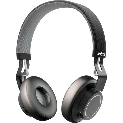 Jabra Move Wireless Bluetooth Headphones (Black)