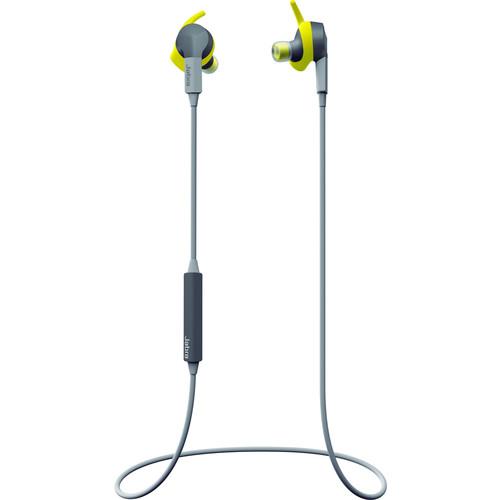 Jabra Sports Coach Wireless Earbuds (Yellow)
