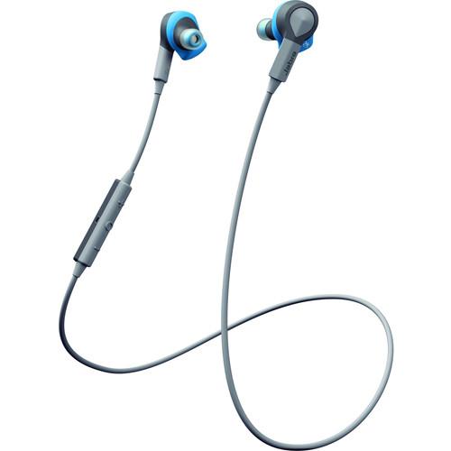 Jabra Sports Coach Wireless Earbuds (Blue)