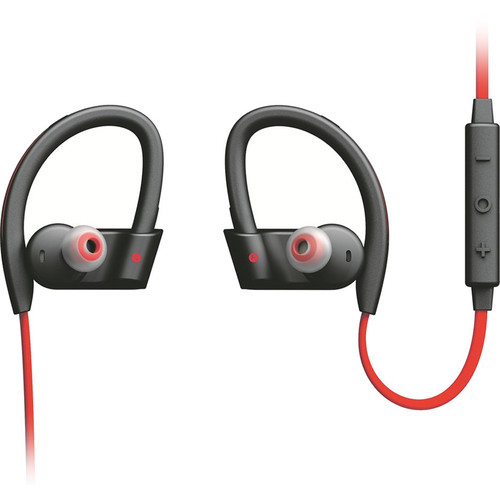 Jabra Sport Pace Wireless Earbuds (Red/Black)