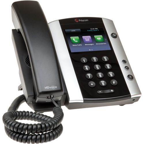Polycom VVX500 Business Media IP Phone