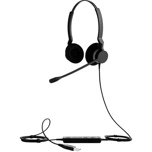 Jabra BIZ 2300 USB UC Duo Headset
