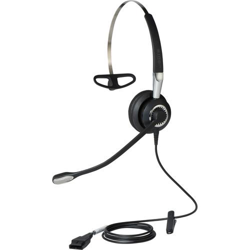 Jabra Biz 2400 II Mono 3-in-1 Noise Canceling Headset