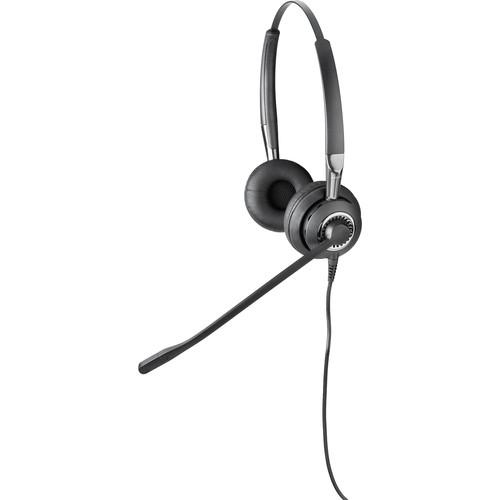 Jabra Biz 2400 Duo Ultra Noise Canceling Headset