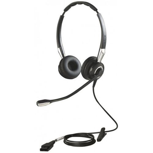 Jabra Biz 2400 II Duo Ultra-Noise-Canceling Headset