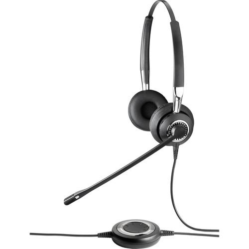 Jabra Biz 2400 Duo / IP / Noise Canceling Headset