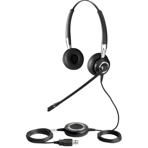 Jabra Biz 2400 USB Duo Headset