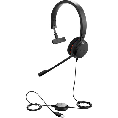 Jabra EVOLVE 20 Microsoft Lync Mono Headset