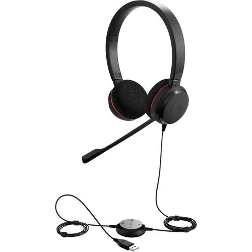Jabra EVOLVE 20 Microsoft Lync Stereo Headset