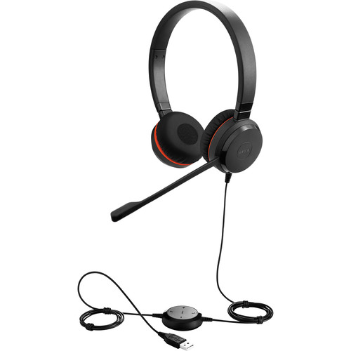Jabra EVOLVE 30 MS Stereo Headset