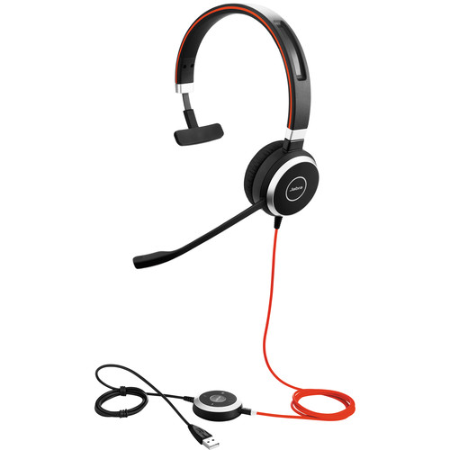 Jabra EVOLVE 40 MS Mono Headset