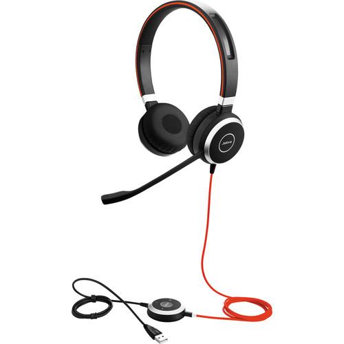 Jabra EVOLVE 40 UC Stereo Headset