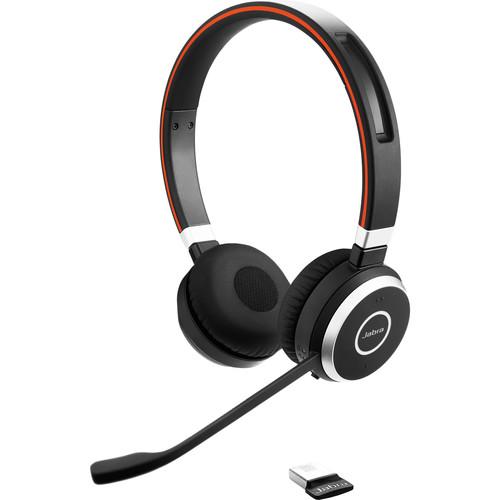 Jabra EVOLVE 65 UC Stereo Bluetooth Headset