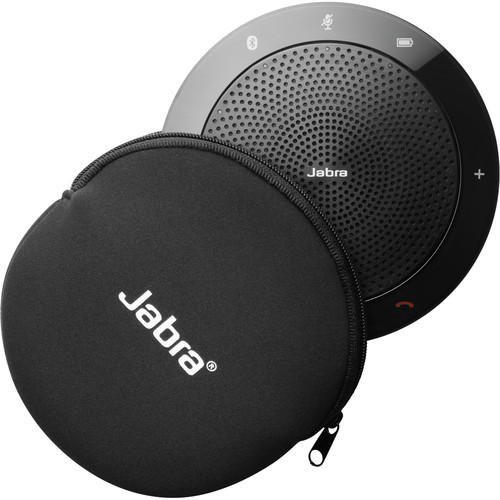 Jabra Speak 510+ Bluetooth & USB Speakerphone (Microsoft Lync Compatible)
