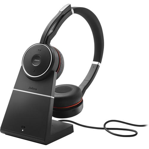 Jabra Evolve 75 Headset (Optimized for Skype for Business)
