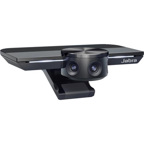 Jabra PanaCast 180 Panoramic-4K Plug-and-Play Conferencing Video Camera
