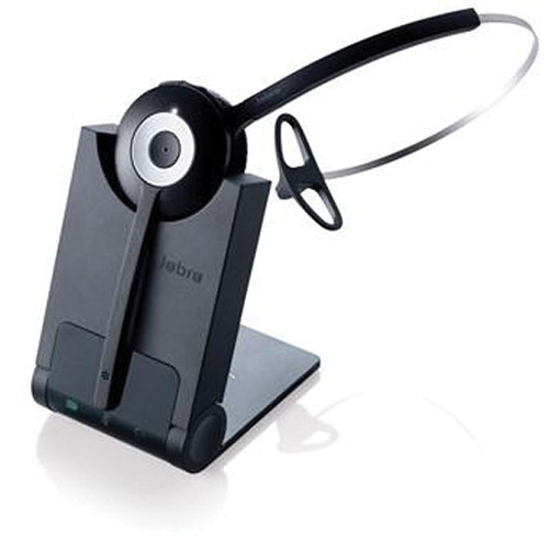 Jabra Pro 930 Single-Ear Wireless USB Headset (Unified Communications)